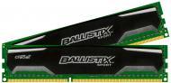 DDR3 2x8 Гб 1600 МГц Crucial Ballistics Sport (BLS2CP8G3D1609DS1S00CEU)