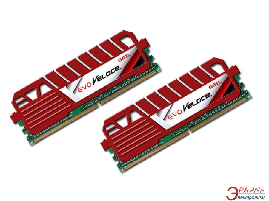 Оперативная память DDR3 2x4 Гб 1600 МГц Geil EVO Veloce (GEV38GB1600C11DC)