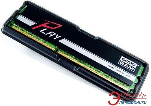 Оперативная память DDR3 4 Гб 1866 МГц Goodram PLAY Black (GY1866D364L10/4G)