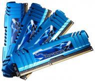 Оперативная память DDR3 4x4 Гб 1866 МГц G.Skill Ripjaws Z (F3-14900CL8Q-16GBZM)