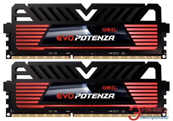 Оперативная память DDR3 2x8 Гб 2133 МГц Geil (GPB316GB2133C11DC)