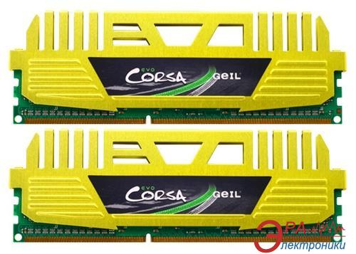 Оперативная память DDR3 2x4 Гб 1866 МГц Geil (GOC38GB1866C9SC)