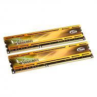 DDR3 2x4 �� 1600 ��� Team Xtreem Vulcan Yellow (TLYD38G1600HC9DC01)