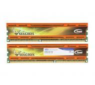 DDR3 2x4 �� 1600 ��� Team Xtreem Vulcan Orange (TLAD38G1600HC9DC01)