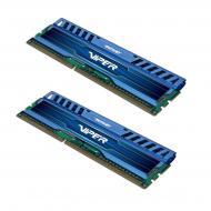 Оперативная память DDR3 2x4 Гб 2400 МГц Patriot Viper3 (PV38G240C0KBL)