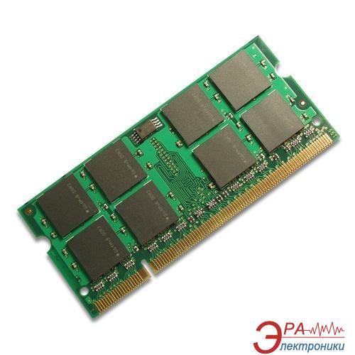 Оперативная память SO-DIMM DDR 1 Gb 400 МГц Team (TSDR1024M400C3-E)