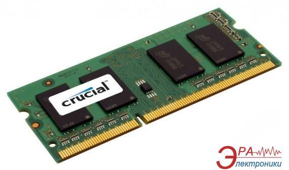 Оперативная память SO-DIMM DDR3 2 Gb 1333 МГц Crucial