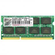 Оперативная память SO-DIMM DDR3 2 Gb 1333 МГц Transcend