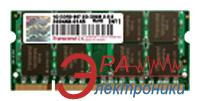 Оперативная память SO-DIMM DDR2 1 Gb 667 МГц Transcend JetRAm (JM667QSU-1G)