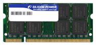 SO-DIMM DDR2 2 Gb 800 ��� Silicon Power (SP002GBSRU800S02)