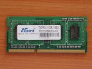 SO-DIMM DDR3 1 Gb 1333 ��� Asint