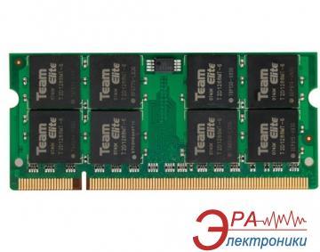 Оперативная память SO-DIMM DDR2 1 Gb 800 МГц Team Elite (TSDD1024M800C6-E)