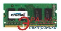 Оперативная память SO-DIMM DDR3 2 Gb 1333 МГц Crucial (CT25664BC1339)