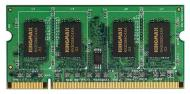 SO-DIMM DDR2 2 Gb 667 МГц Kingmax Retail (KSCE88F)