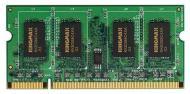 SO-DIMM DDR2 2 Gb 667 ��� Kingmax Retail (KSCE88F)