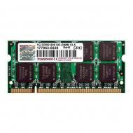 Оперативная память SO-DIMM DDR2 1 Gb 800 МГц Transcend (JM800QSU-1G)