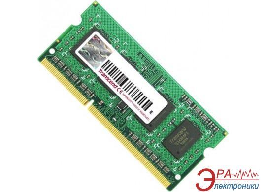Оперативная память SO-DIMM DDR3 2 Gb 1066 МГц Transcend JETRAM (JM1066KSN-2G) Bulk
