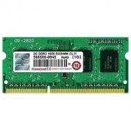 Оперативная память SO-DIMM DDR3 2 Gb 1600 МГц Transcend (JM1600KSN-2G)