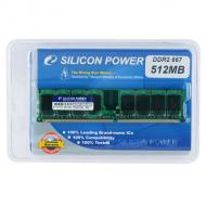 SO-DIMM DDR 512 МБ 333 МГц Silicon Power (SP512MBSDU333O02) BULK