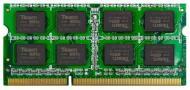 Оперативная память SO-DIMM DDR3 2 Gb 1333 МГц Team (TED32G1333C9-S01)