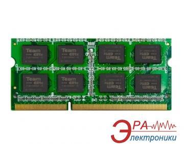 Оперативная память SO-DIMM DDR3 8 Gb 1333 МГц Team (TED38G1333C9-S01)