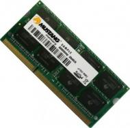 SO-DIMM DDR3 4 Gb 1333 ��� Mustang (M751264139X8ND)