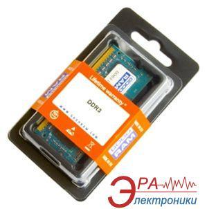 Оперативная память SO-DIMM DDR3 2 Gb 1333 МГц Goodram (GR1333S364L9/2G)