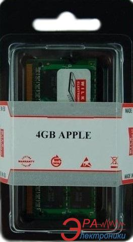 Оперативная память SO-DIMM DDR3 4 Gb 1066 МГц Goodram for Apple iMac W-AMM10664G