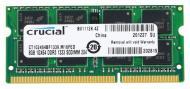 Оперативная память SO-DIMM DDR3 8 Gb 1333 МГц Crucial (CT102464BF1339)