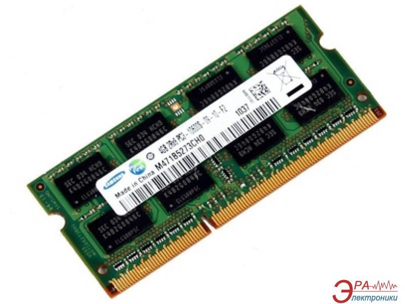 Оперативная память SO-DIMM DDR2 4 Gb 1600 МГц Samsung (M471B5273CH0-CK0)
