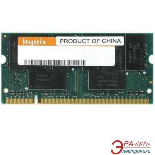 Оперативная память SO-DIMM DDR3 4 Gb 1600 МГц Hynix Original (HMT351S6CFR8C-PBN0 / HMT451S6AFR8C-PBNA)