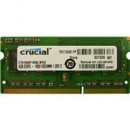 SO-DIMM DDR3L 4 Gb 1600 МГц Micron (CT51264BF160BJ)
