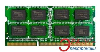 Оперативная память SO-DIMM DDR3 8 Gb 1333 МГц Team (TED38GM1333C9-S01)