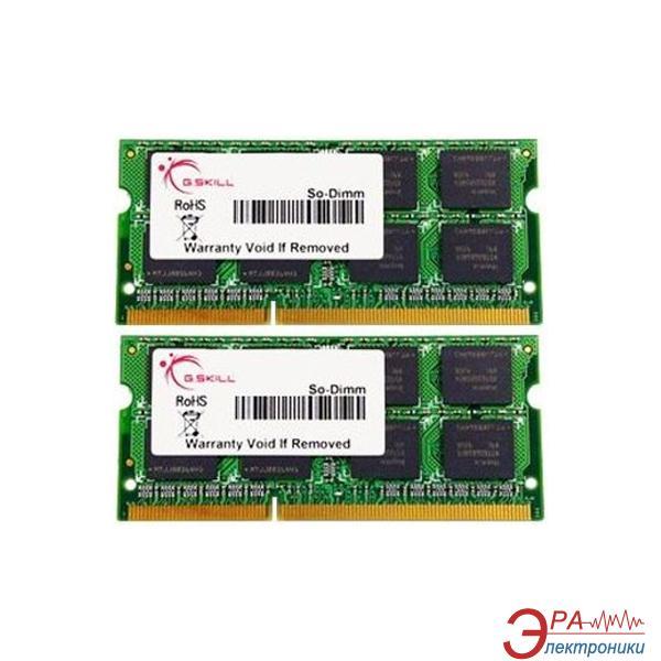 Оперативная память SO-DIMM DDR3 2*2 Gb 1066 МГц G.Skill (FA-8500CL7D-4GBSQ) для Apple