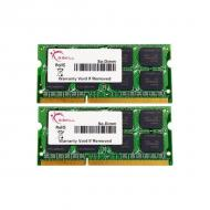 SO-DIMM DDR3 2*4 Gb 1333 ��� G.Skill (FA-10666CL9D-8GBSQ)