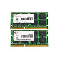 SO-DIMM DDR3 2*4 Gb 1600 ��� G.Skill (F3-12800CL11D-8GBSQ)