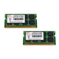 SO-DIMM DDR3 2*4 Gb 1066 МГц G.Skill (F3-8500CL7D-8GBSQ)