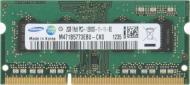 SO-DIMM DDR3 2 Gb 1600 МГц Samsung (M471B5773EB0-CK0)