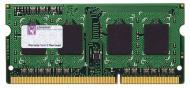SO-DIMM DDR3 4 Gb 1600 ��� Kingston (KTA-MB1600/4G)