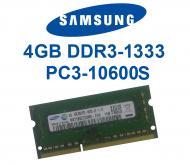 SO-DIMM DDR3 4 Gb 1333 ��� Samsung (M471B5273DM0-CH900)