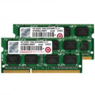 SO-DIMM DDR3 2*4 Gb 1600 МГц Transcend (JM1600KSN-8GK)