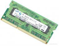 SO-DIMM DDR3 2 Gb 1333 МГц Samsung (M471B5773DHO)