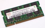 SO-DIMM DDR2 1 Gb 667 ��� Hynix original (HYMP512S64CP8-Y5)