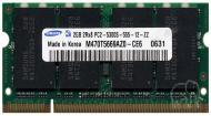 SO-DIMM DDR2 2 Gb 667 ��� Samsung (M470T5663EH3-CE6)
