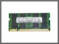 SO-DIMM DDR2 2 Gb 800 ��� Samsung (M470T5663RZ3-CF7)