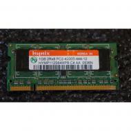 Оперативная память SO-DIMM DDR2 1 Gb 533 МГц Hynix original (HYMP112S64MP8-C4)