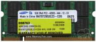 SO-DIMM DDR2 1 Gb 533 МГц Samsung (M470T2953CZ3-CD5)