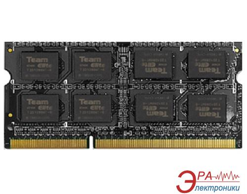 Оперативная память SO-DIMM DDR3 8 Gb 1600 МГц Team TED38GM1600C11-S01