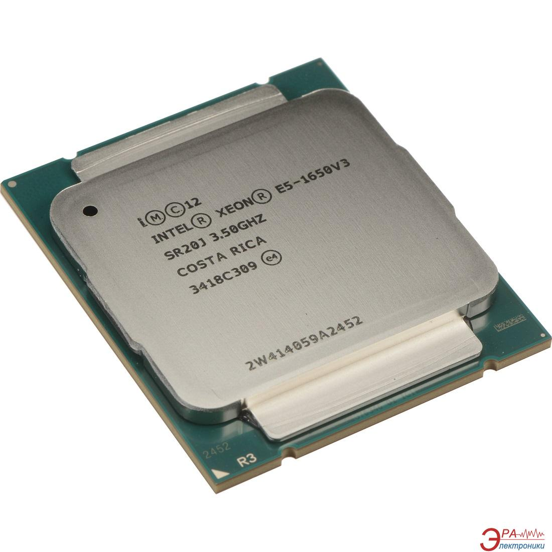 Серверный процессор Intel Xeon E5-1650V3 (CM8064401548111) Tray