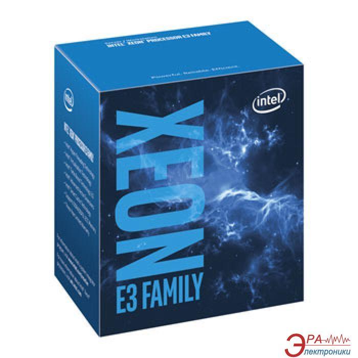 Серверный процессор Intel Xeon E3-1220V5 (BX80662E31220V5) Box